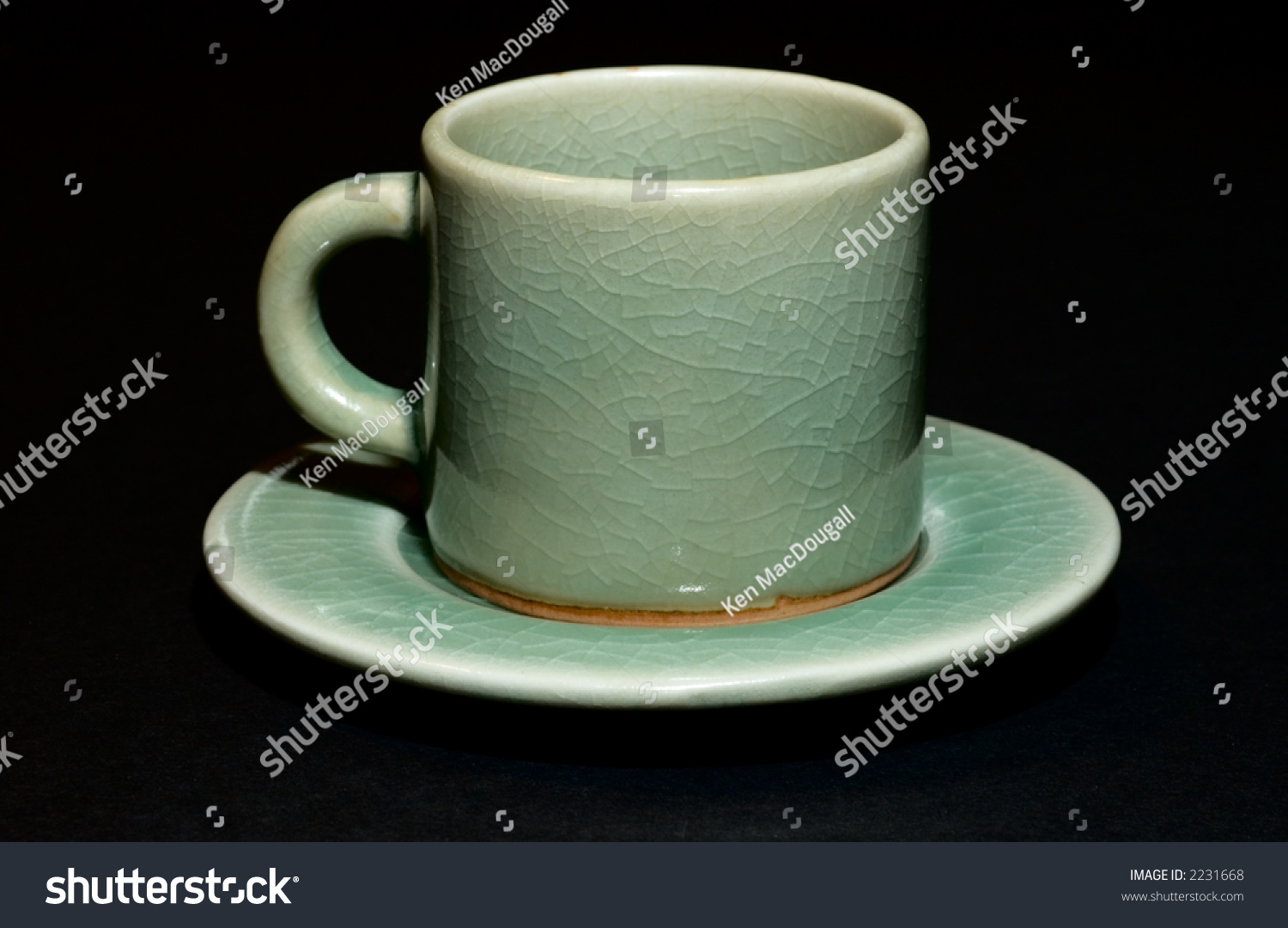 Small Coffee Cups And Saucers Small Coffee Cup On Saucer Demitasse Stock Photo Edit Now