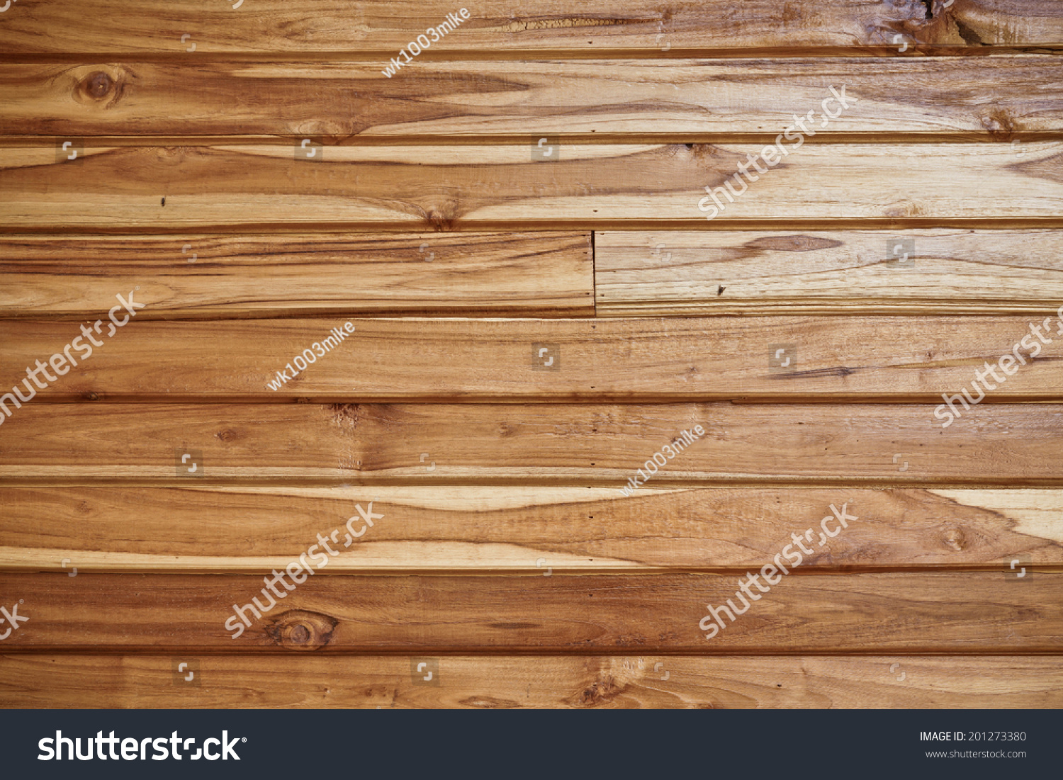 Teak Wandplank Teak Plank Wall Teak Wood Texture Stock Photo Edit Now 201273380