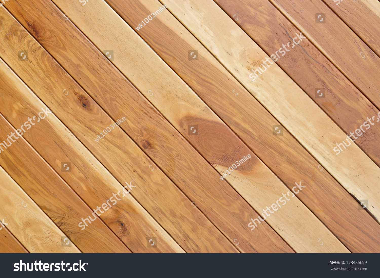 Teak Wandplank Teak Wood Plank Texture Natural Patterns Stock Photo Edit Now