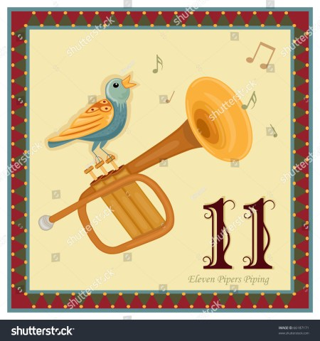 11 Pipers Piping Ideas