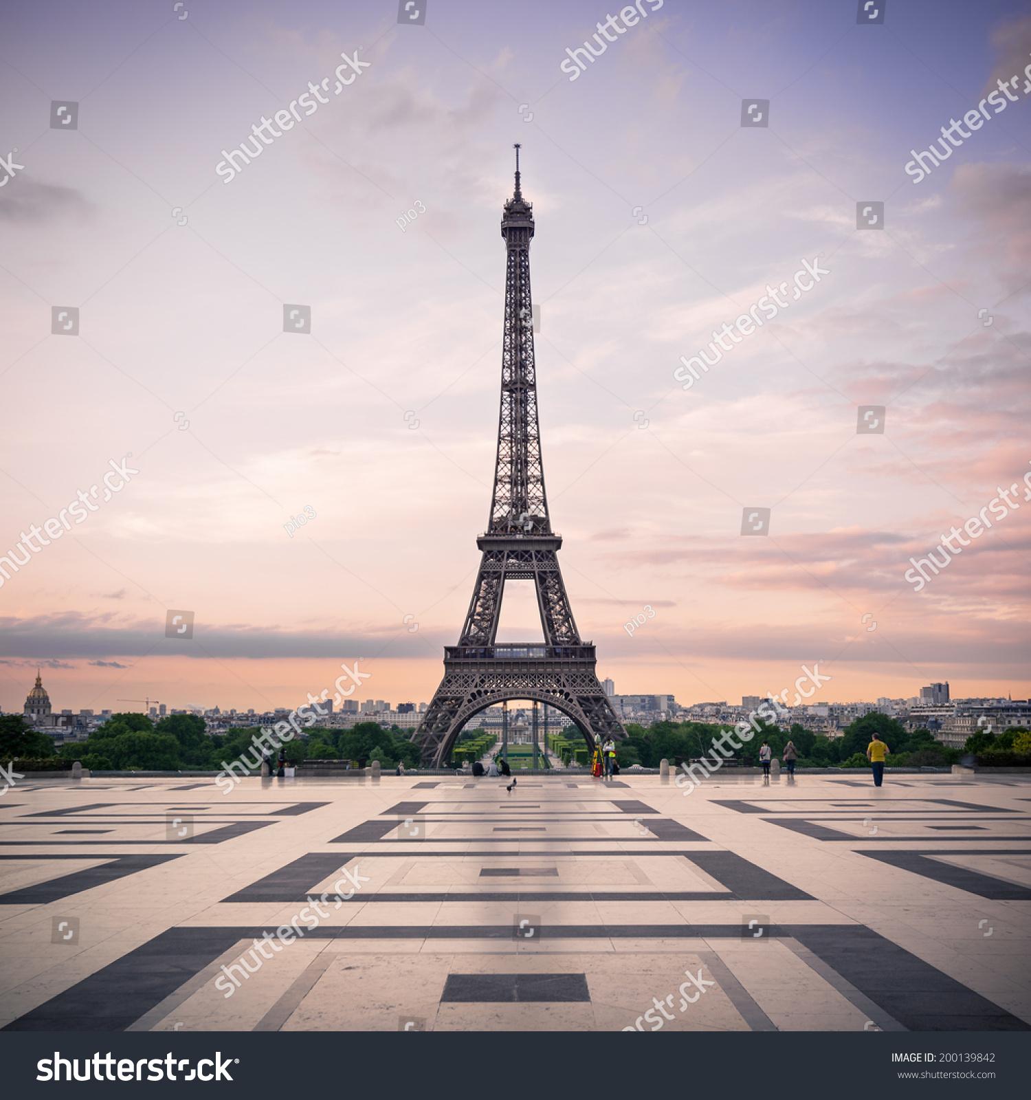 Essay On Eiffel Tower Paris