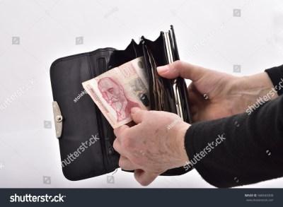Wallet Money Payment Stock Photo 568540300 - Shutterstock