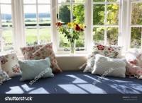 Window Seat In Modern House Stock Photo 177006689 ...