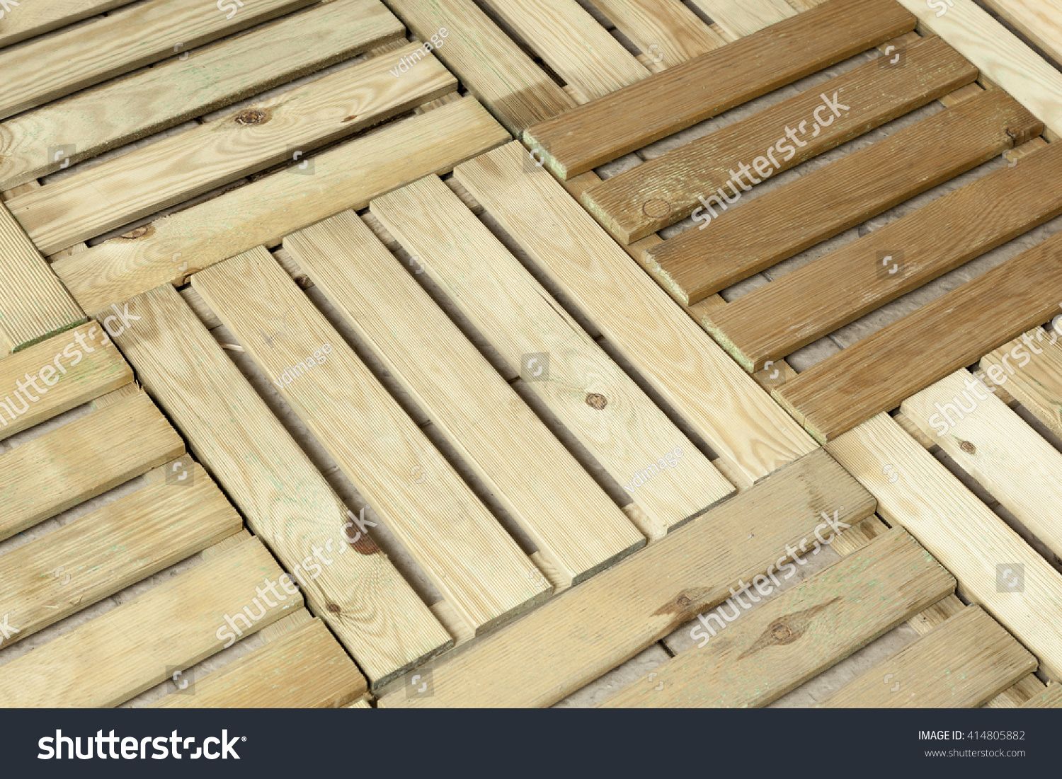Decking Panels Wooden Floor Decking Panels For Balcony And Garden Ez Canvas