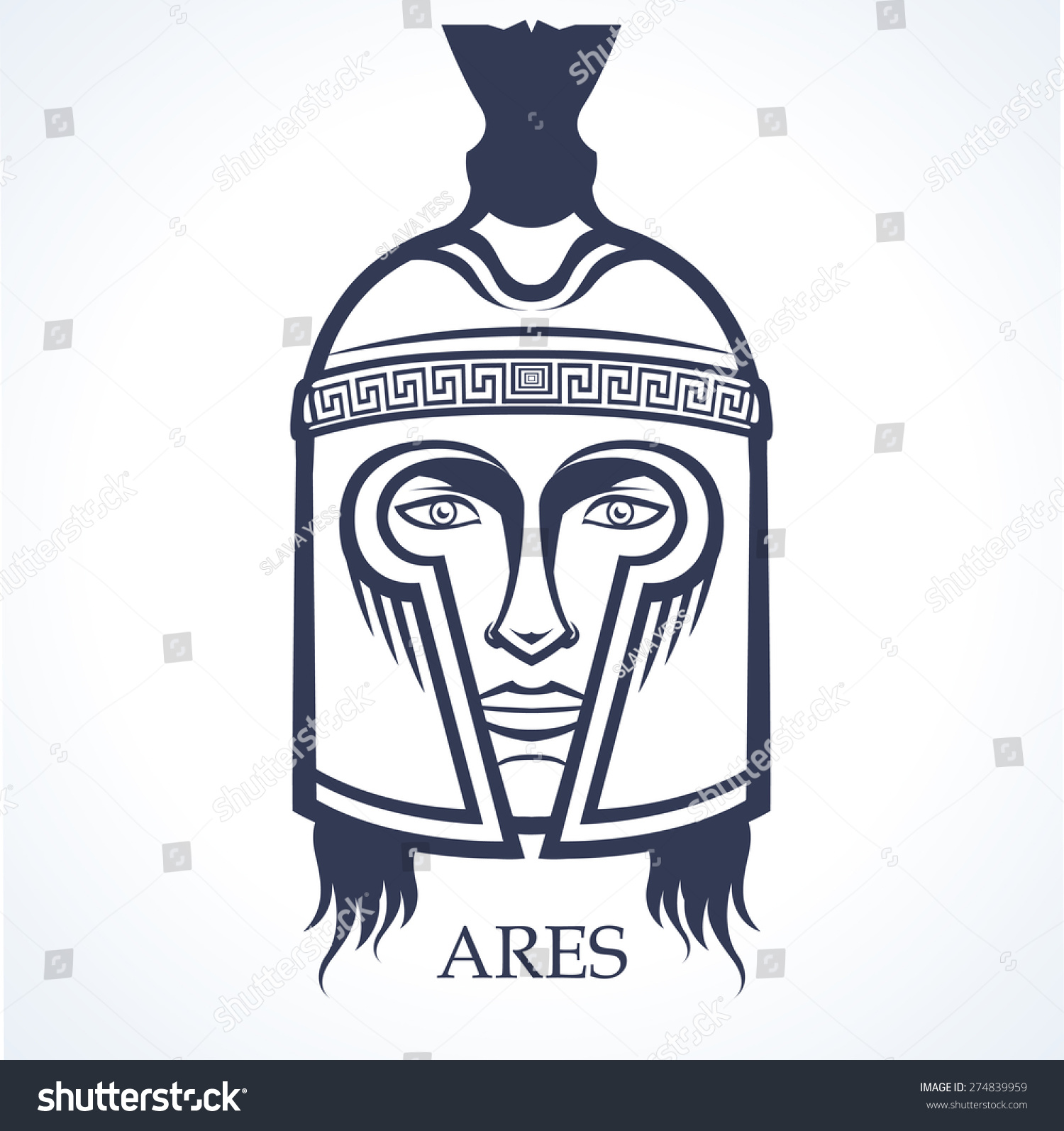 Ares Libre Ares God Of War Logo Miifotos