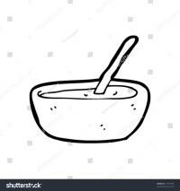 Bowl Of Soup Cartoon Stock Vector Illustration 71376199 ...