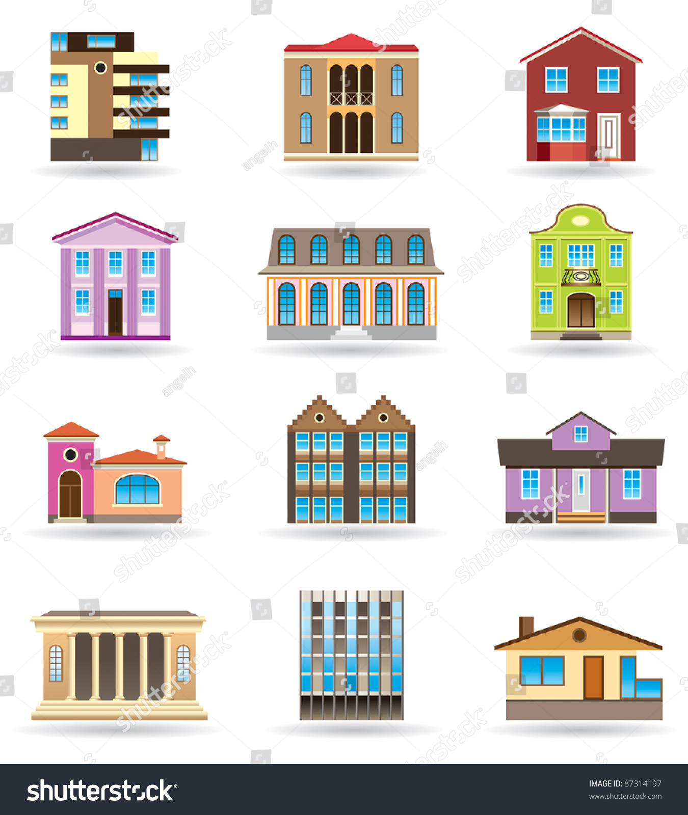 What Are The Different Styles Of Homes House Architecture Styles