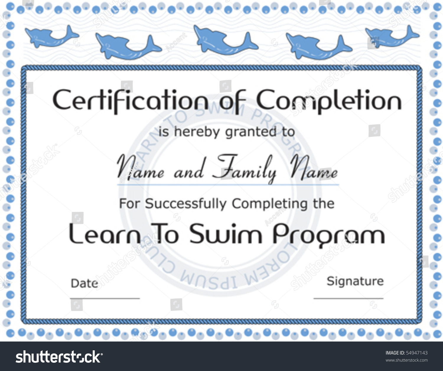 completion certificate format – Samples of Certificate of Completion