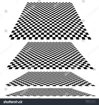 Checkered Planes Different Angles Vector Stock Vector ...