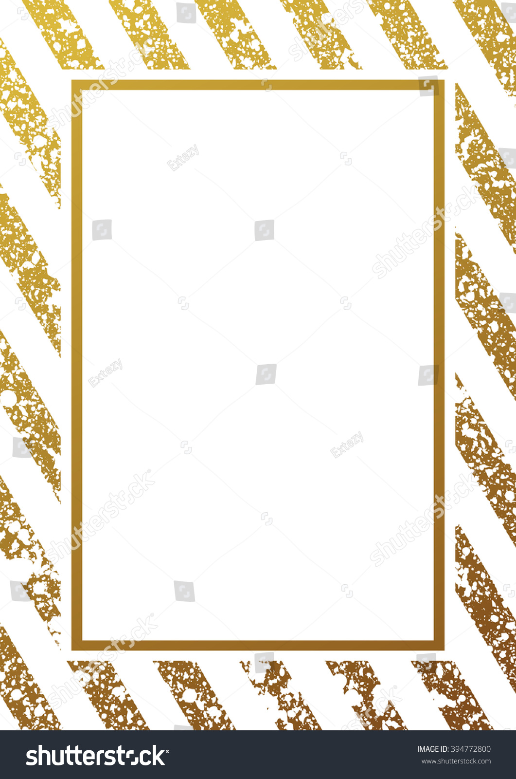 Border frame with black and yellow stripe on white background - Border Frame With Black And Yellow Stripe On White Background Gold Glitter Background Border And Download