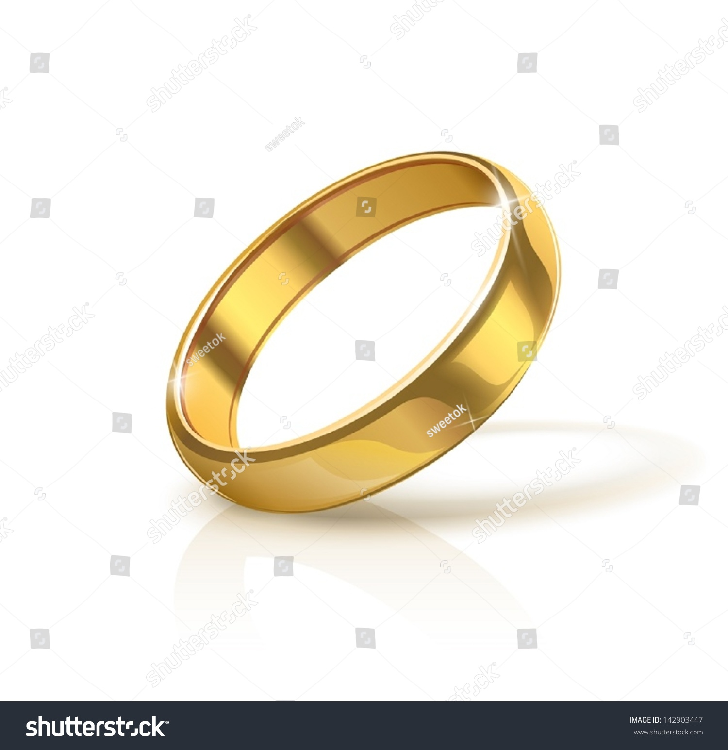 used wedding ring golden wedding ring vector illustration isolated on white background eps10 transparent objects download - Used Wedding Rings For Sale
