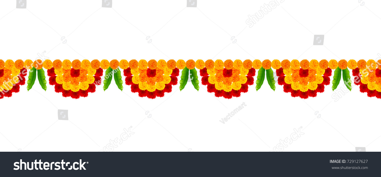 Indian Culture Wallpaper Hd Illustration Flower Garland Decoration Toran Happy Stock