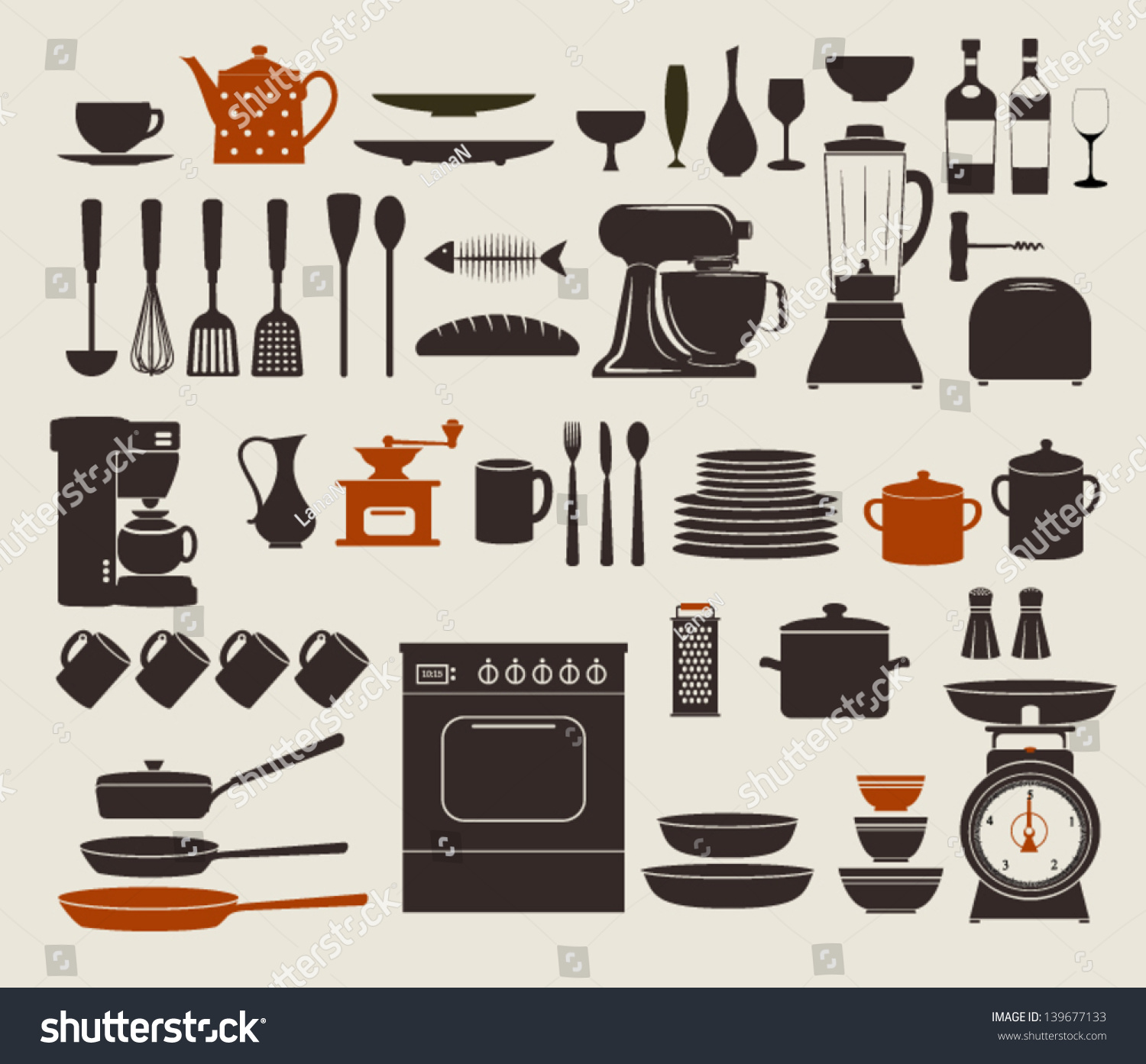 Kitchen Set Name List Of Kitchen Utensils A To Z Kitchen Utensils Names In