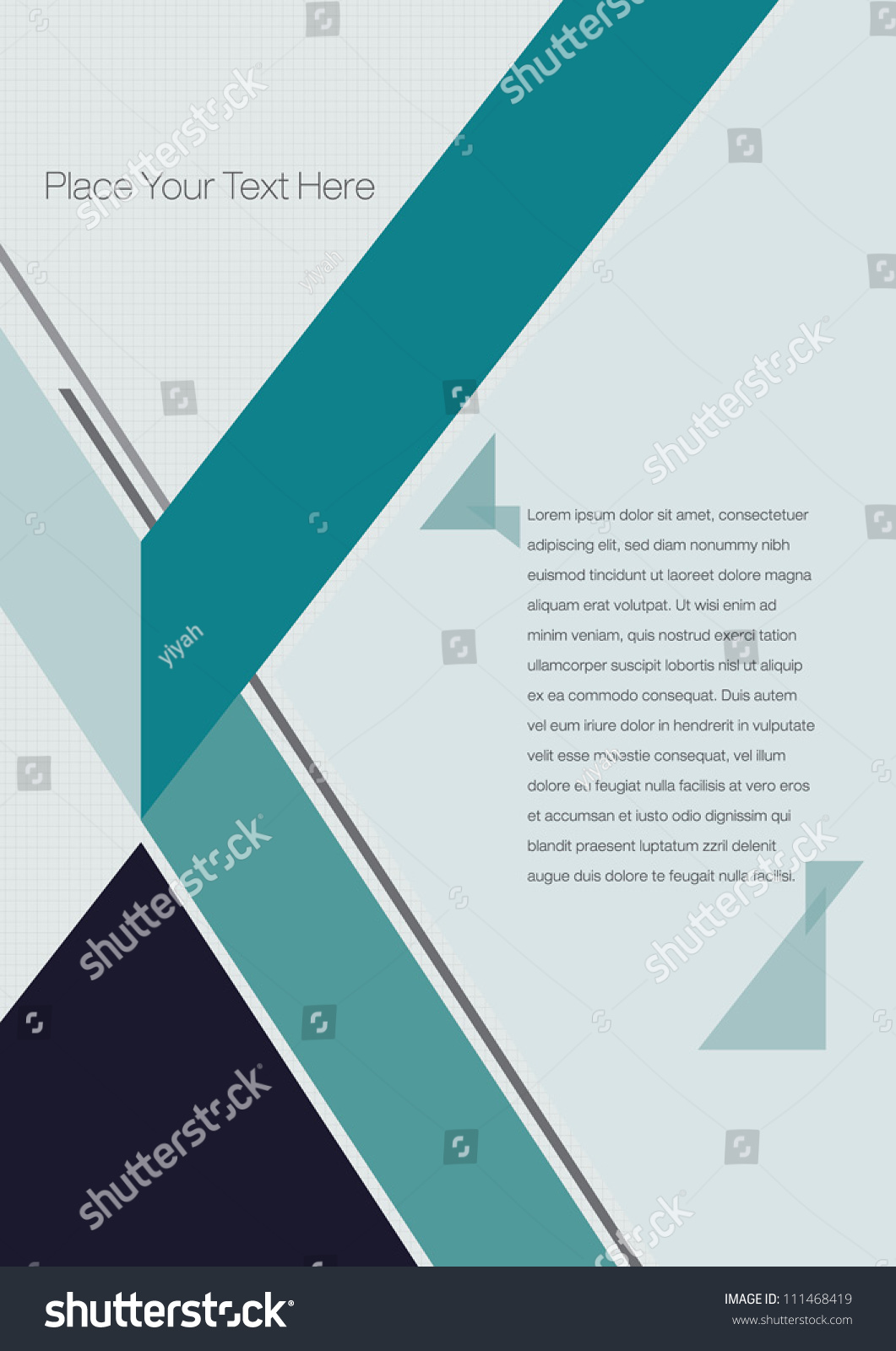 Print vector poster design template layout design background graphics