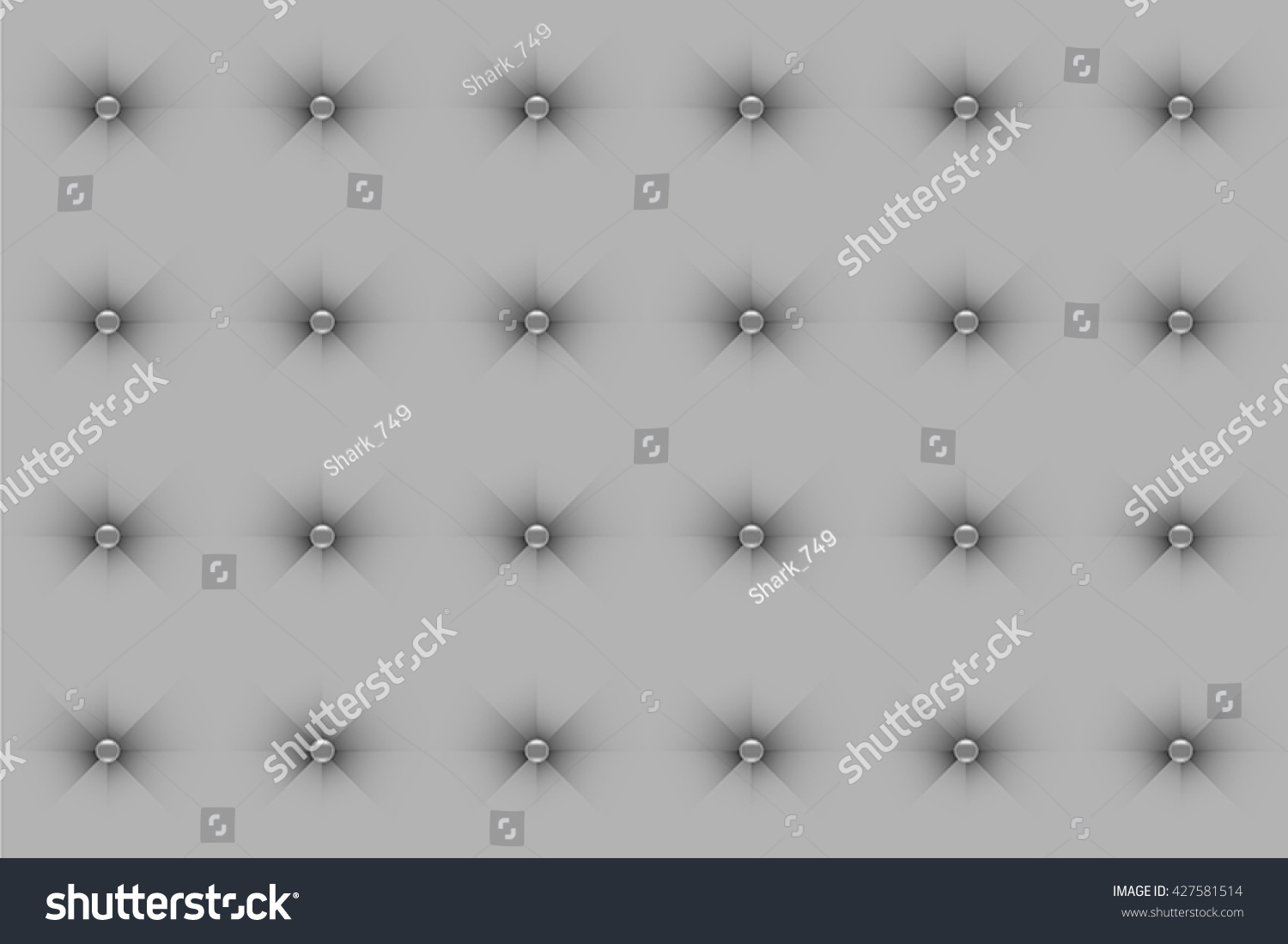 Sofa Texture Vector Silky Silver Sofa Texture Background Glossy Stock Vector Royalty