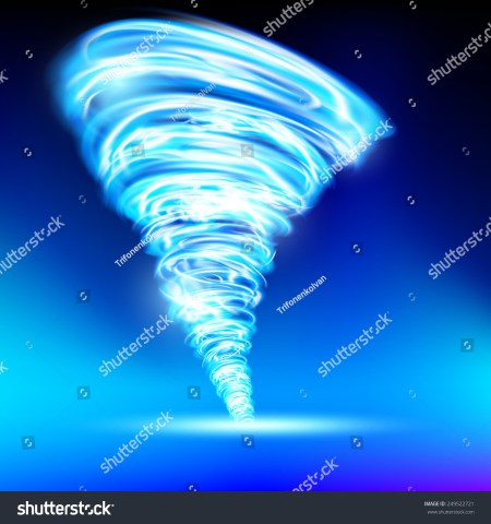 Tornado Spiral Attack