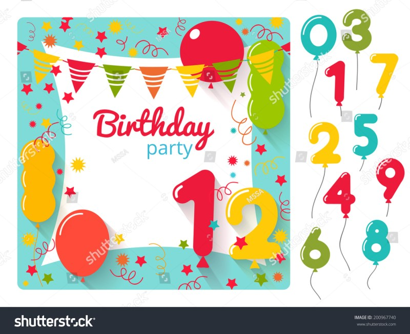 Invitation Card Design Birthday Party | Invitationswedd.org