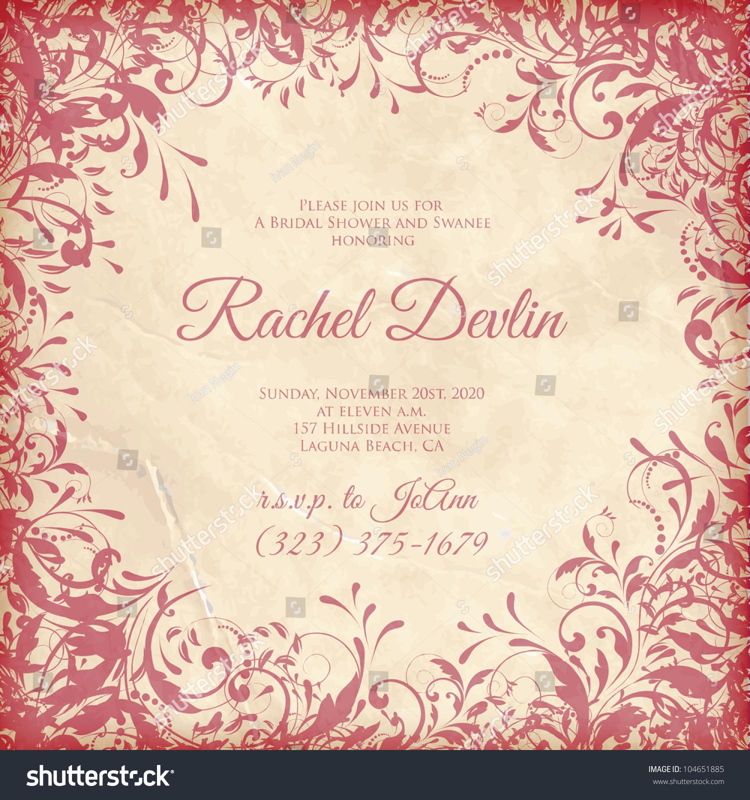 invit 1 wedding card invitation wedding invitations51