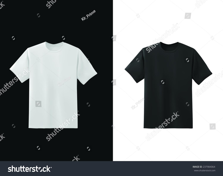Black t shirt psd template - Black T Shirt Template
