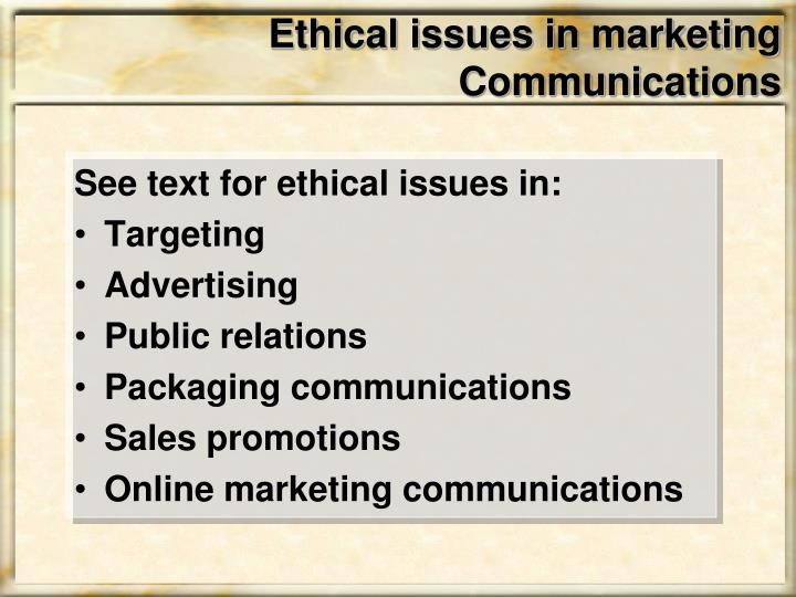 Ethical issues in secured communications Essay Academic Writing