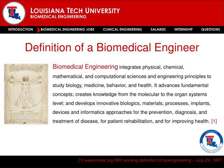 biomedical engineering masters