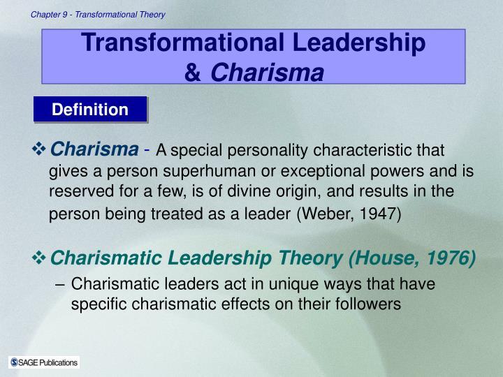 PPT - Leadership PowerPoint Presentation - ID1272932 - transformational leadership definition