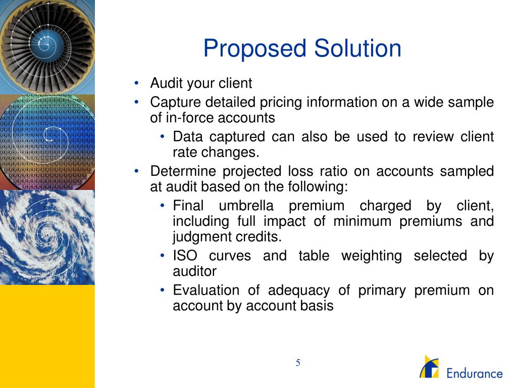 Ppt Exposure Rating Unique Applications Umbrella Pricing Adequacy Powerpoint Presentation Id 147917