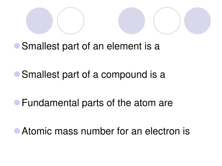 PPT - THE ATOM PowerPoint Presentation - ID1487923