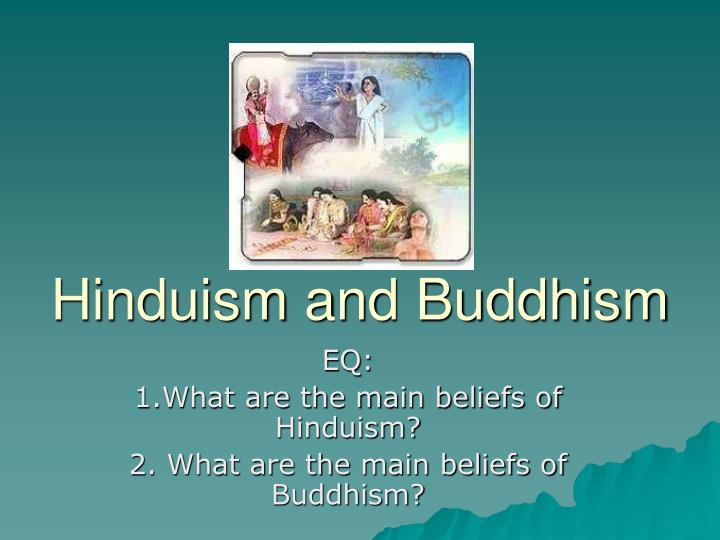 PPT - Hinduism and Buddhism PowerPoint Presentation - ID1490192 - buddhism powerpoint