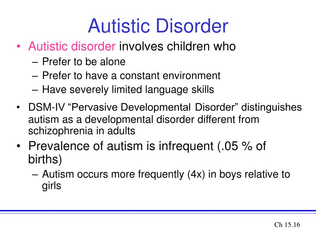 Prevalence Language Disorders Ppt Chapter 15 Disorders Of Childhood Powerpoint