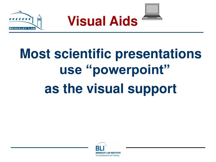 PPT - The Discipline of Scientific Presentations - Workshop I For