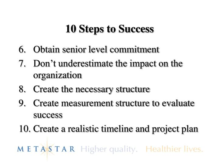 PPT - Steps for Success in EHR Planning PowerPoint Presentation - ID - how do you evaluate success