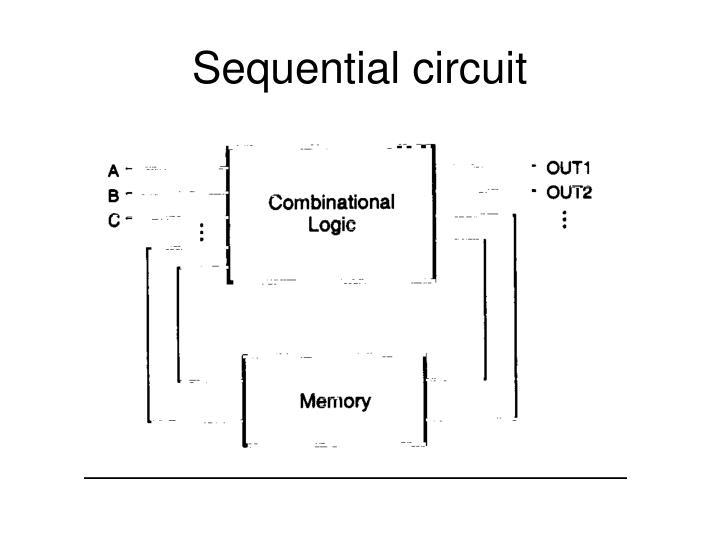 sequential logic circuit