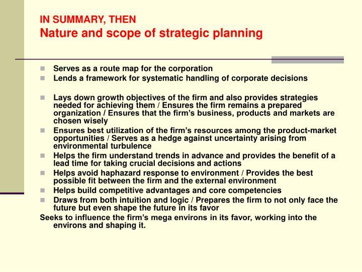 PPT - Strategic Management NM \u2013 2 Nov 2008 NKrishnamoorthy