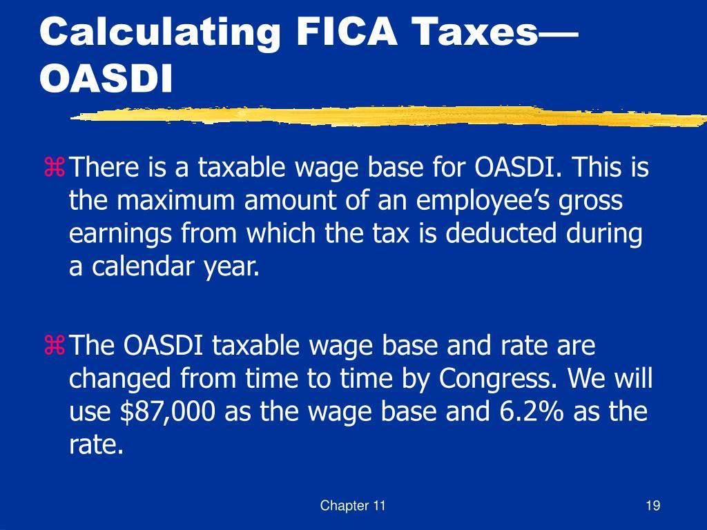 calculating payroll taxes