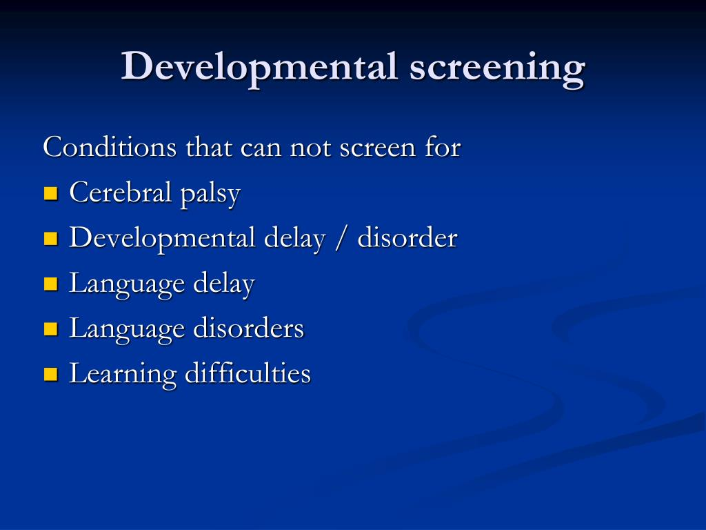 Prevalence Language Disorders Ppt Child Health Surveillance Powerpoint Presentation