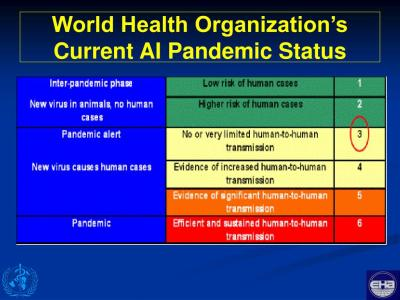 PPT - PLANNING FOR A CRISIS PANDEMIC INFLUENZA A REAL LIFE EXAMPLE PowerPoint Presentation - ID ...