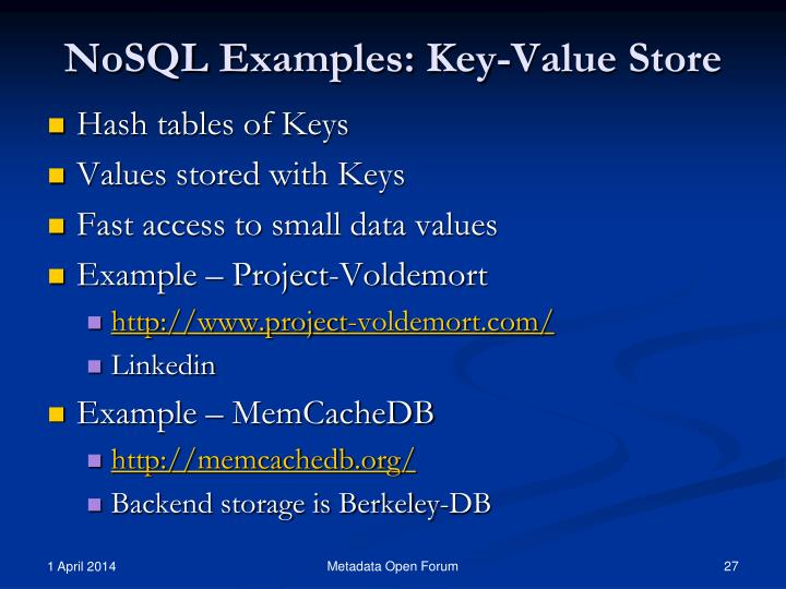 PPT - A Comparison of SQL and NoSQL Databases PowerPoint