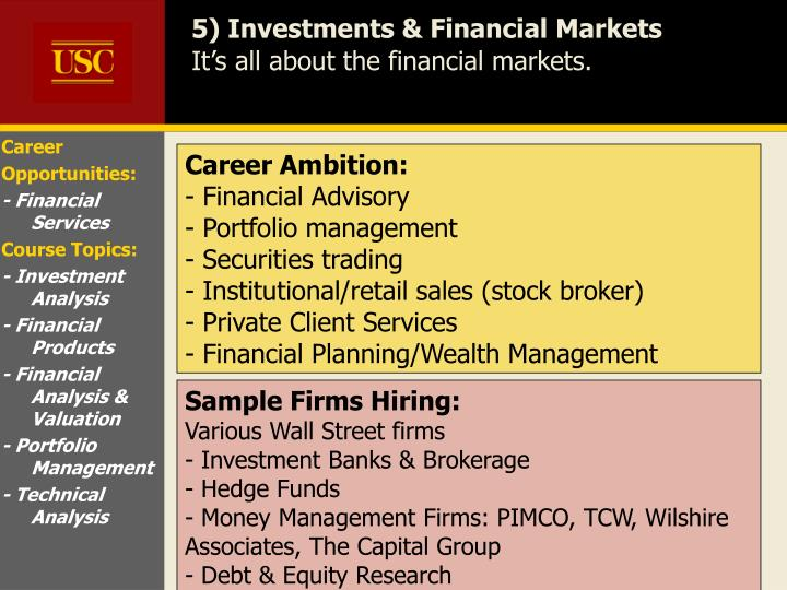 PPT - USC Marshall School of Business Finance and Business Economics