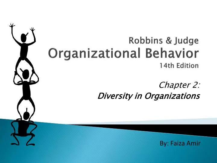 Organizational Behavior 15th Edition By Robbins