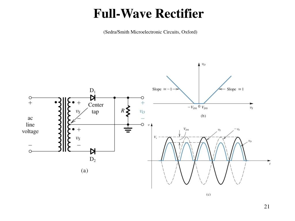 Rectifier Circuits Auto Electrical Wiring Diagram Kt76a Ppt