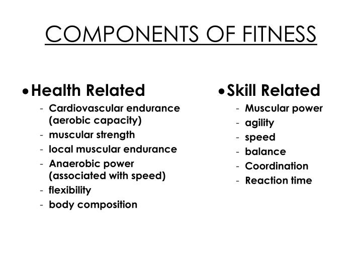 PPT - Fitness PowerPoint Presentation - ID661133