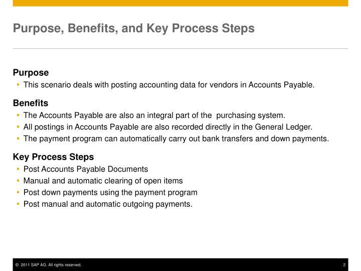 PPT - Accounts Payable PowerPoint Presentation - ID790590