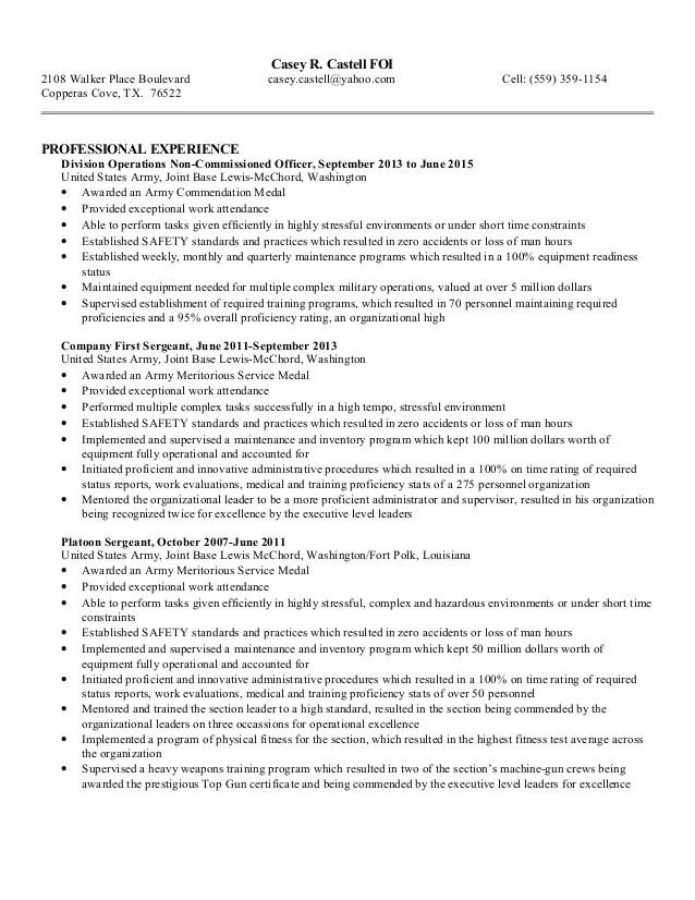 september star resume format