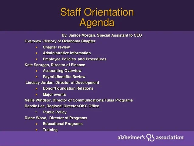 employee orientation manual template - Funfpandroid