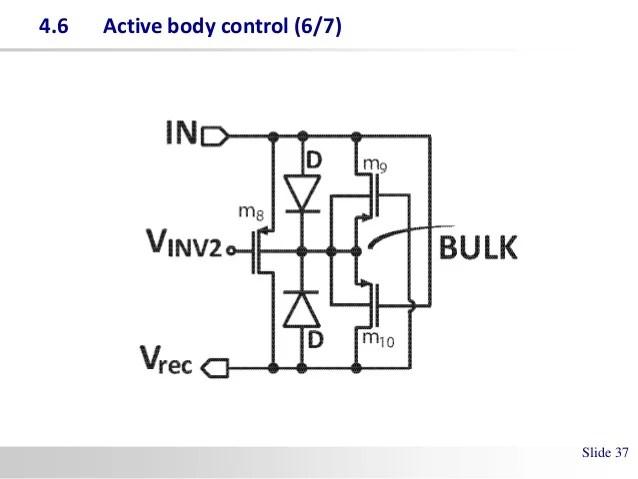 circuit designed by vladimiro mazzilli