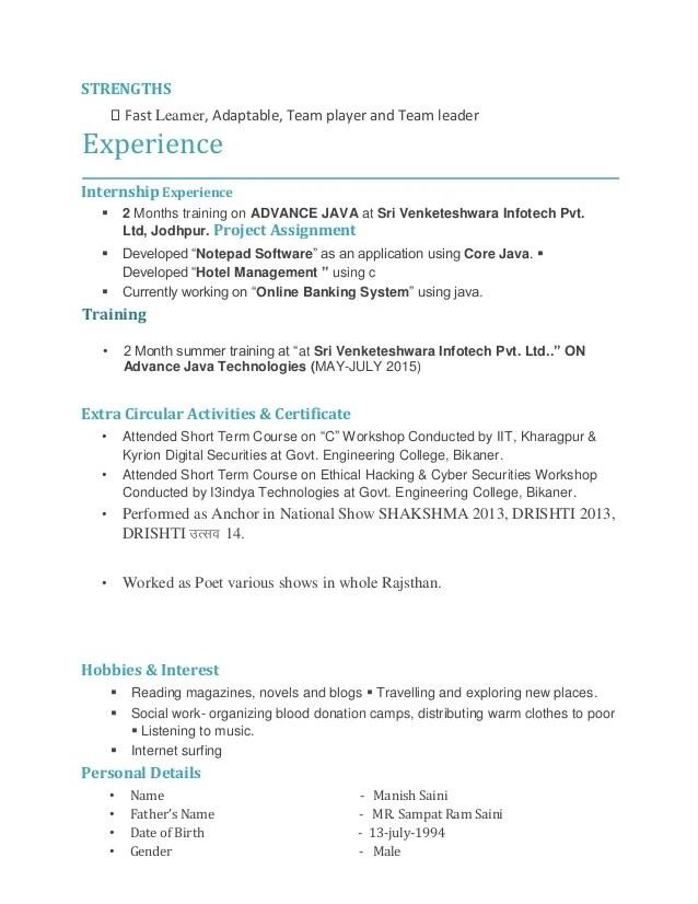 Senior Vmware Resume Vmware Engineer Resume Samples Jobhero Manish Saini  Resume