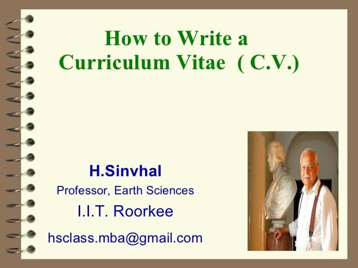 Resume writing ppt presentation Alib