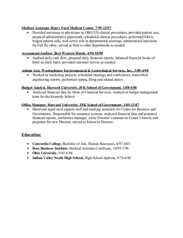 ob gyn resume - Selomdigitalsite