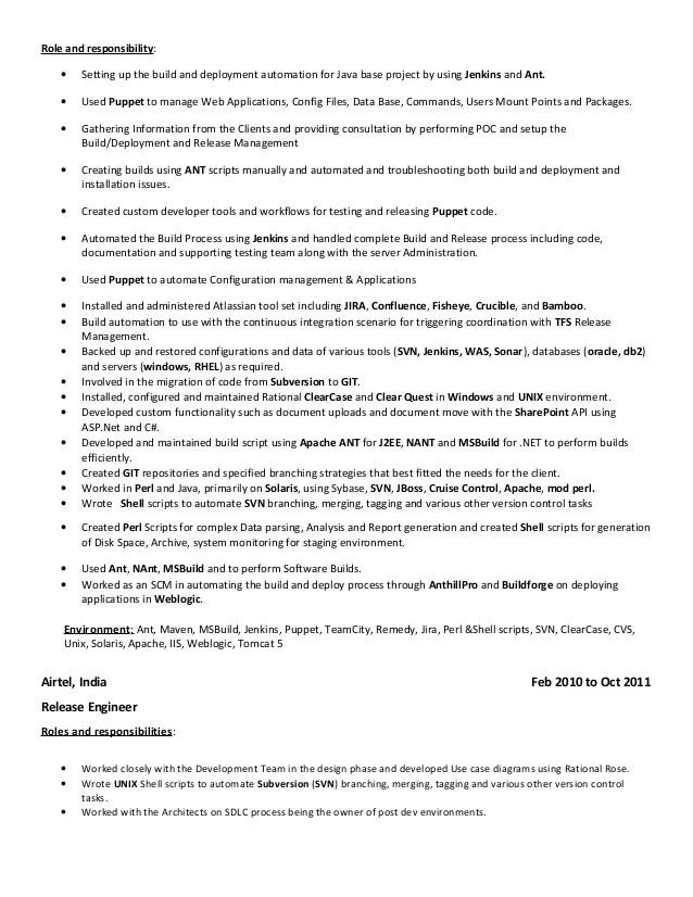 git workflows sample resume
